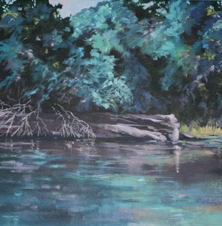 Water Music: Paintings by Barb Meyer