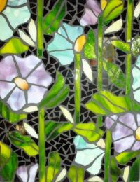 Glass Mosaic 1 by Andrea Peyton