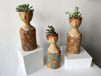 Pot Heads by Andrea Peyton