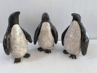 Penguins by Andrea Peyton