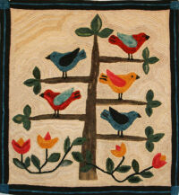 Bird Tree of Life by Anna Mallard