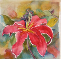 Gilded Lily by Becki Hesedahl