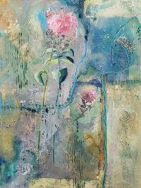 Winter Dahlia by Carolyn Conoy