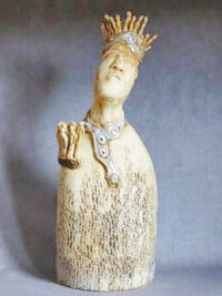 Ceramic Sculpture by Gerard Brehm