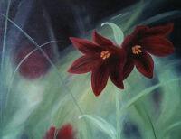 Alaskan Lillies by Nathelle Norfleet