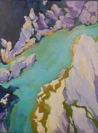 Precipice by Pam Serra-Wenz