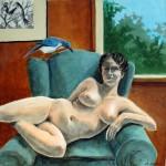 Jay by Richard Bunse