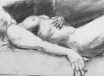 Charcoal Study by Richard Bunse