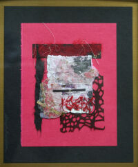 Mixed Media Collage 2 by Sheryl Thompson