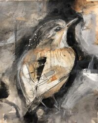 """Wren at Dusk"" by Susan Appleby"