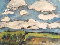 """""""Looking South at Basket Slough"""" by Susan Appleby"""