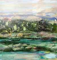 Deschutes River by William Shumway